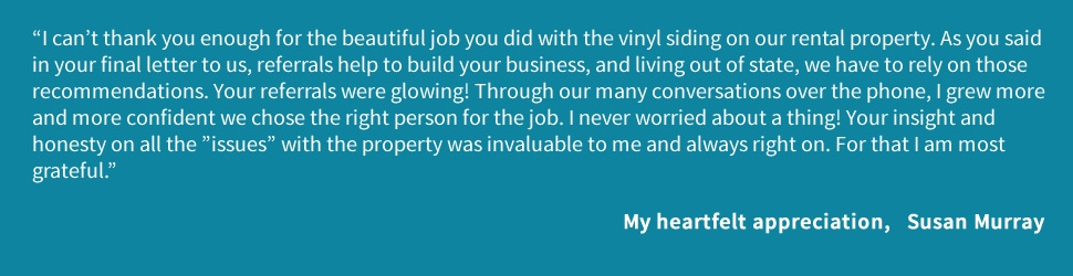 Brouillette Building & Remodeling - Testimonial